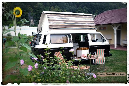 Camping mit dem Bulli – einem VW T3 Bus – in Bosnien und Herzegowina
