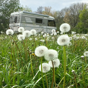 Camping mit dem Wohnmobil in Slowenien