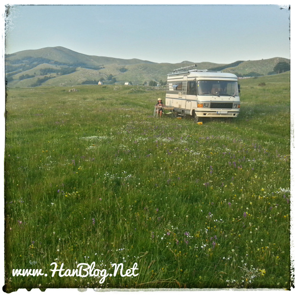 Mit dem Wohnmobil ein Campingurlaub in Montenegro