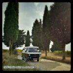 VW T3 in Toskana campen