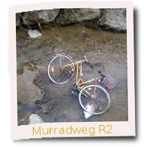 Mit dem Fahrrad von Graz zur Therme Radkersburg
