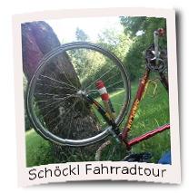 Schöckl-Panorama-Radweg: Mit dem Fahrrad am GU3 um den Grazer Hausberg
