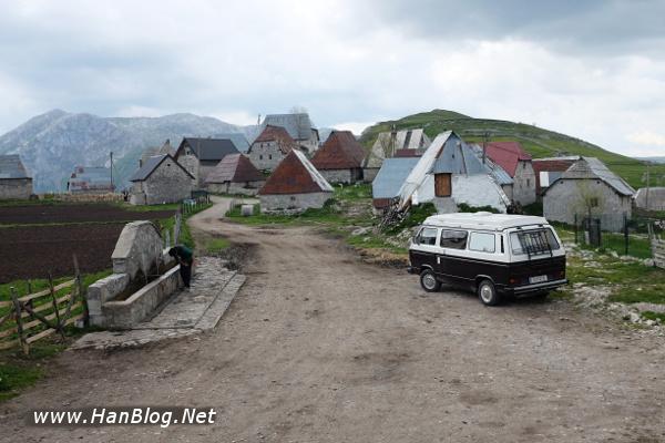 Camping in Bosnien und Herzegowina mit dem Bulli – per VW T3 Bus am Balkan